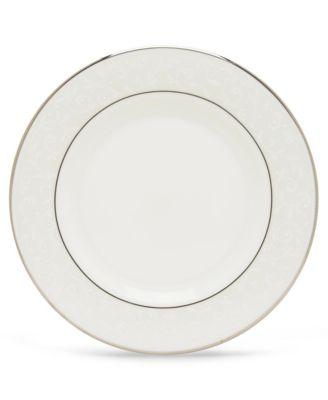 Lenox Opal Innocence Salad Plate