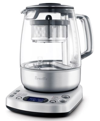 Breville BTM800XL Tea Maker, One Touch Electric