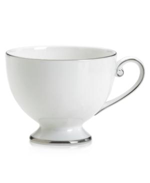 Mikasa Dinnerware, Cameo Platinum Teacup