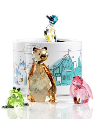Swarovski Collectible Figurines Lovlots City Park Collection