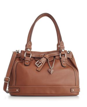 Nine West Handbag, Plain Jane Satchel, Medium