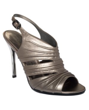 Marc Fisher Shoes, Dressy Slingback Sandals Women's Shoes