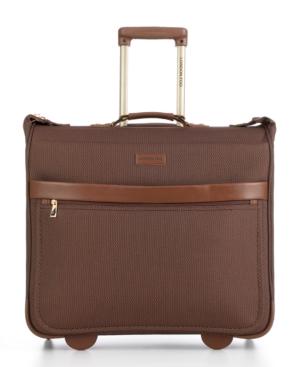 "London Fog Rolling Garment Bag, 44"" Oxford Classic"