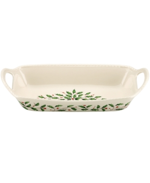 Lenox Serveware, Holiday Bread Basket