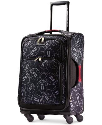 "Mickey Mouse Multi-Face 21"" Softside Carry-On Spinner"