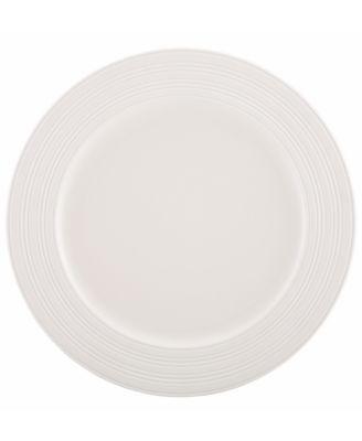 kate spade new york Dinnerware, Fair Harbor White Truffle Round Platter