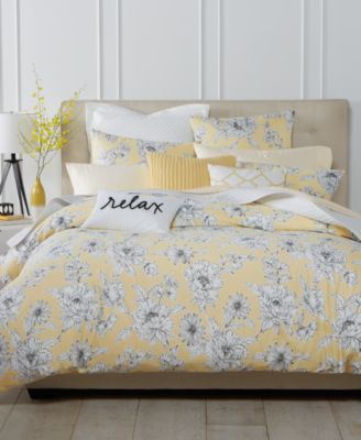 Floral 2-Pc. Twin/Twin XL Comforter Set, Created for Macy's