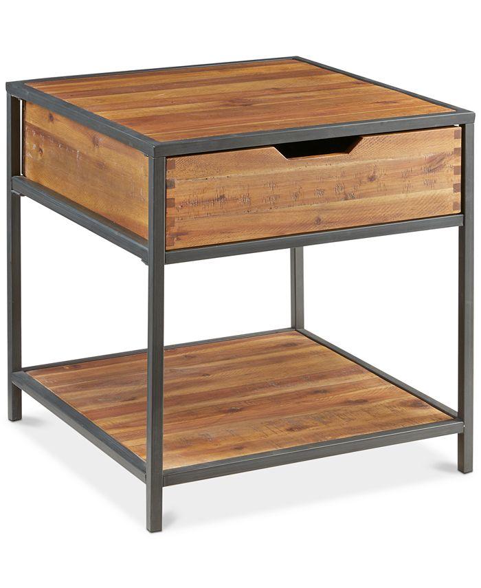 Furniture - Hudson End Table, Direct Ship