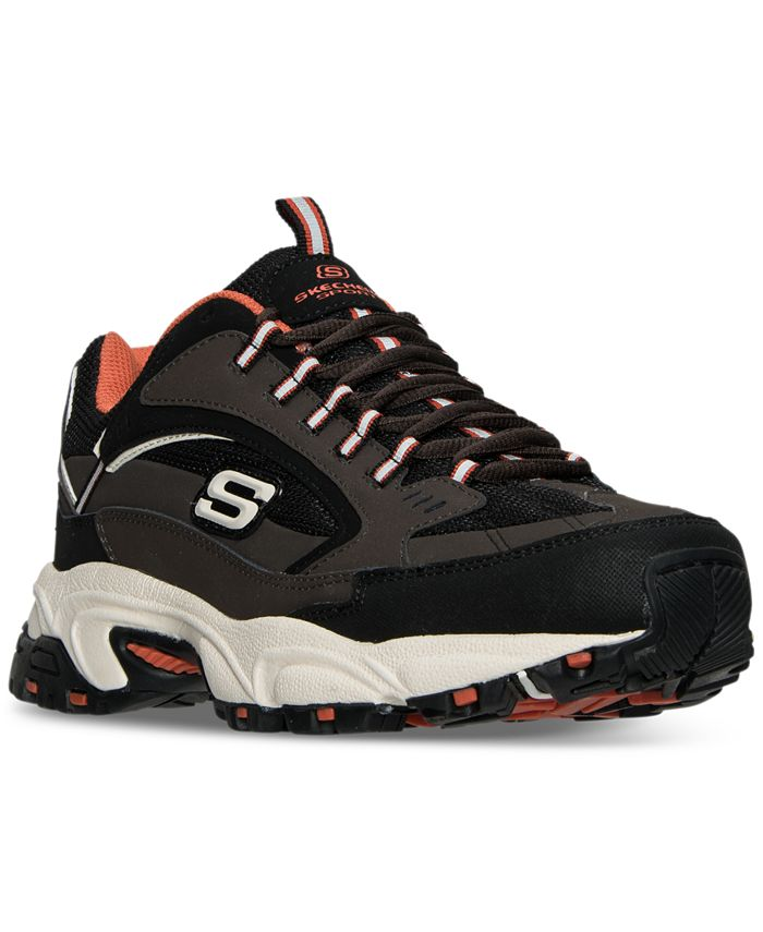 Skechers - Men's Stamina - Cutback Walking Sneakers from Finish Line