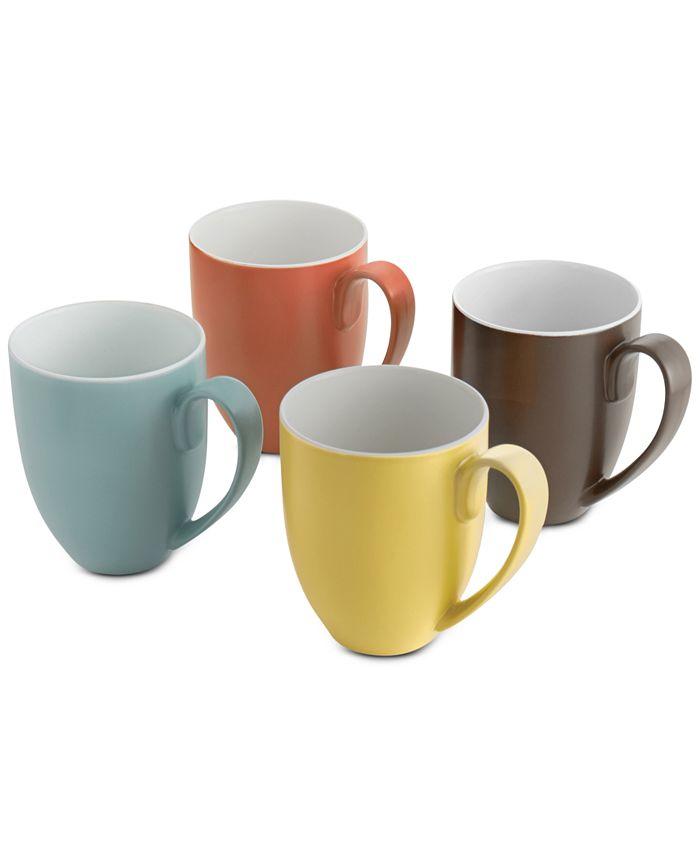 Nambé - Pop Collection by Robin Levien 4-Pc. Mug Set