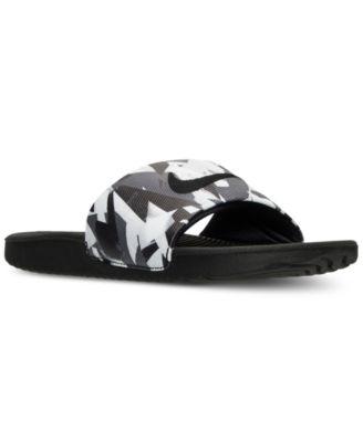 Nike Men's Kawa Print Slide Sandals