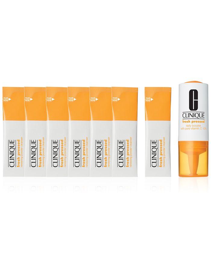 Clinique - Fresh Pressed Vitamin C 7-Day System
