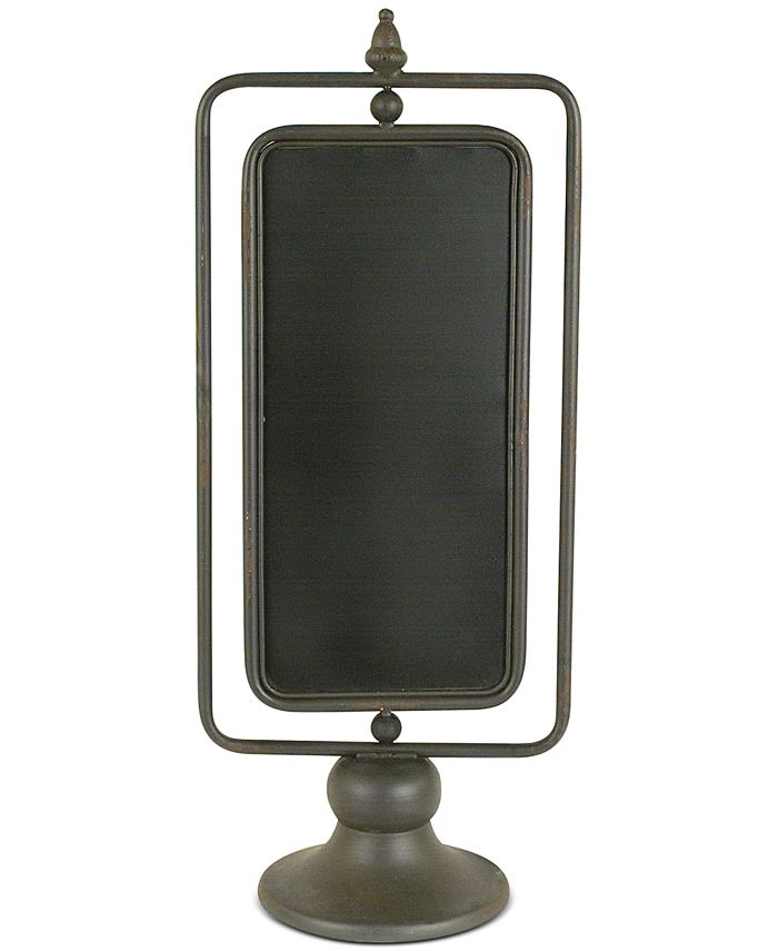 3R Studio - Metal 2-Sided Chalkboard on Stand