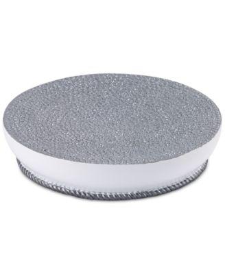 Dotted Circle Soap Dish
