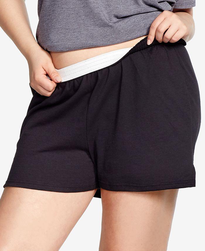 Soffe - Plus Size Active Shorts