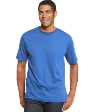 Club Room T Shirt, Cotton Crew Neck