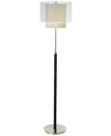 Trend floor lamp roosevelt lighting lamps for the for Macy s torchiere floor lamp
