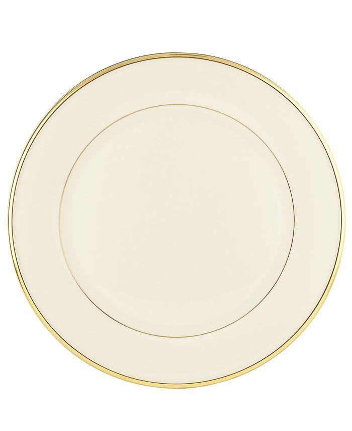 """Lenox - """"Eternal"""" Buffet/Service Plate"""