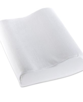 Martha Stewart Collection Sleep Wise Support Memory Foam Contour Pillow