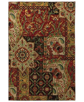 karastan area rug studio by karastan carmel monte vista crimson