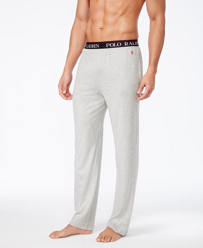Polo Ralph Lauren - Men's Cotton Pajama Pants