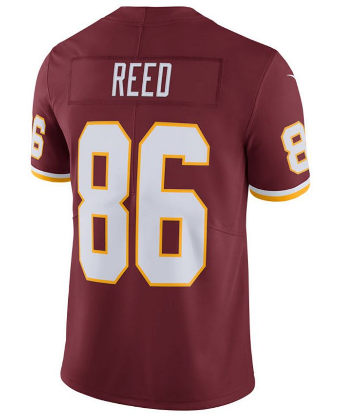 Nike Men's Jordan Reed Washington Redskins Vapor Untouchable ...