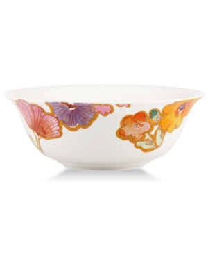 Lenox Dinnerware, Floral Fusion Serving Bowl