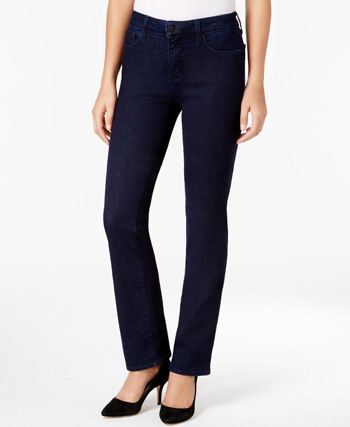NYDJ - Marilyn Tummy-Control Straight-Leg Jeans