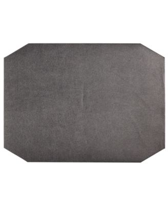 Faux Leather Placemat, Created for Macy's
