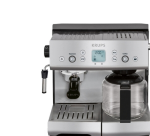 Krups XP2280 Coffee Maker and Espresso Machine