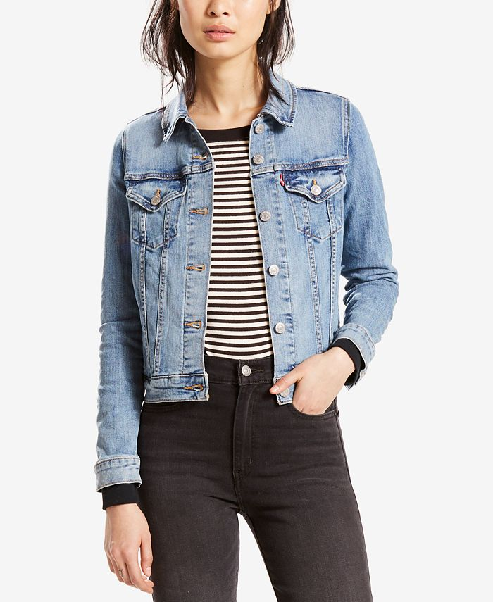 Levi's - Original Denim Trucker Jacket