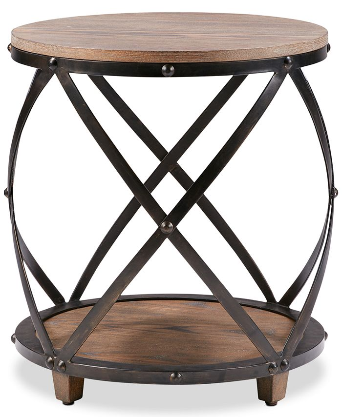 Furniture - Cirque Accent Table, Quick Ship