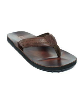 Clarks Sandals, Jay Leather Flip Flop