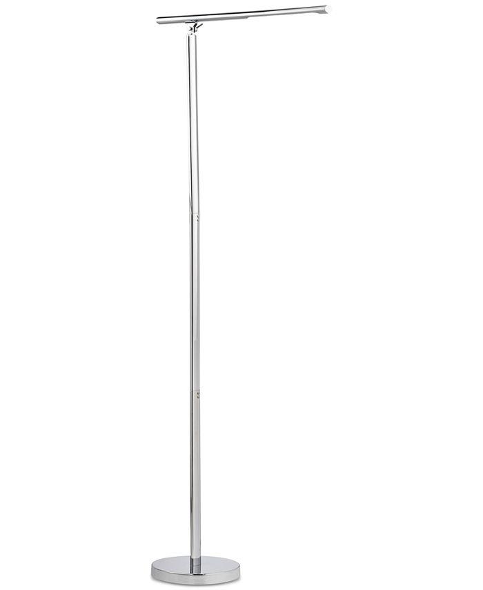 Kathy Ireland - Spectrum LED Adjustable Task Floor Lamp