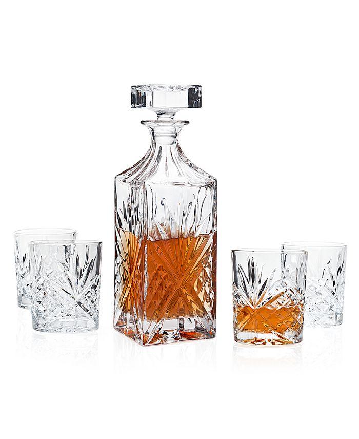 Godinger - Dublin 5-Pc. Whiskey Set