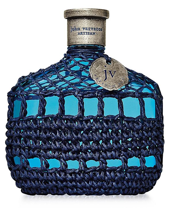 John Varvatos Men's Artisan Blu Eau de Toilette Spray, 4.2 oz