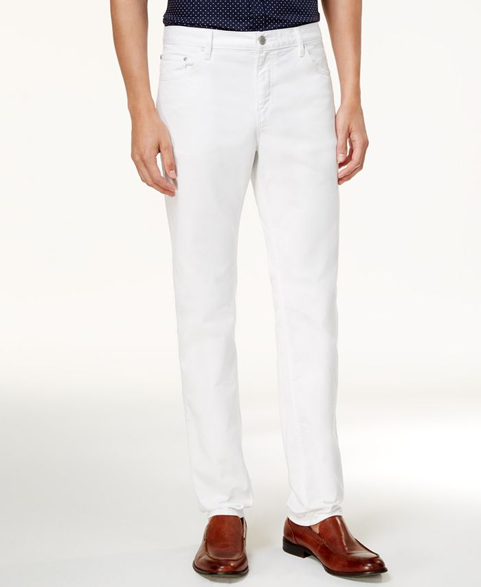 Michael Kors - Men's Parker Slim-Fit Stretch Jeans
