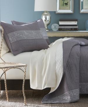 Bryan Keith Bedding, Hermosa Quilted Standard Sham Bedding