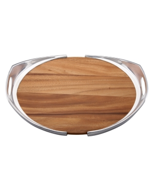 Dansk Wood Serveware, Classic Fjord Butler's Tray