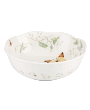 Lenox Dinnerware, Butterfly Meadow Basket All Purpose Bowl