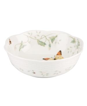 Lenox Dinnerware, Butterfly Meadow Basket All Purpose Bowl