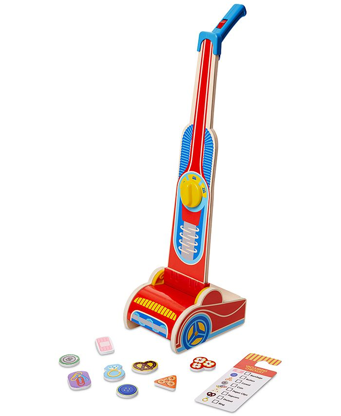 Melissa and Doug - Wooden Vacuum