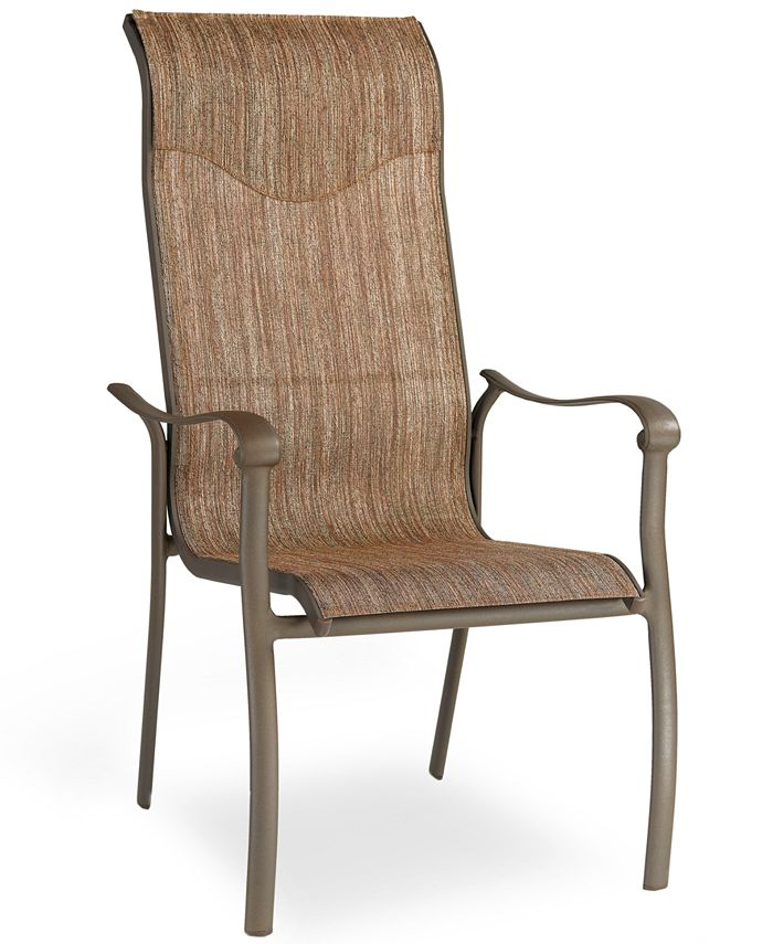 Furniture - Oasis Aluminum Outdoor Dining Chair