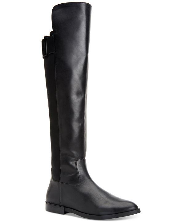 Calvin Klein Women's Priya Over-The-Knee Boots