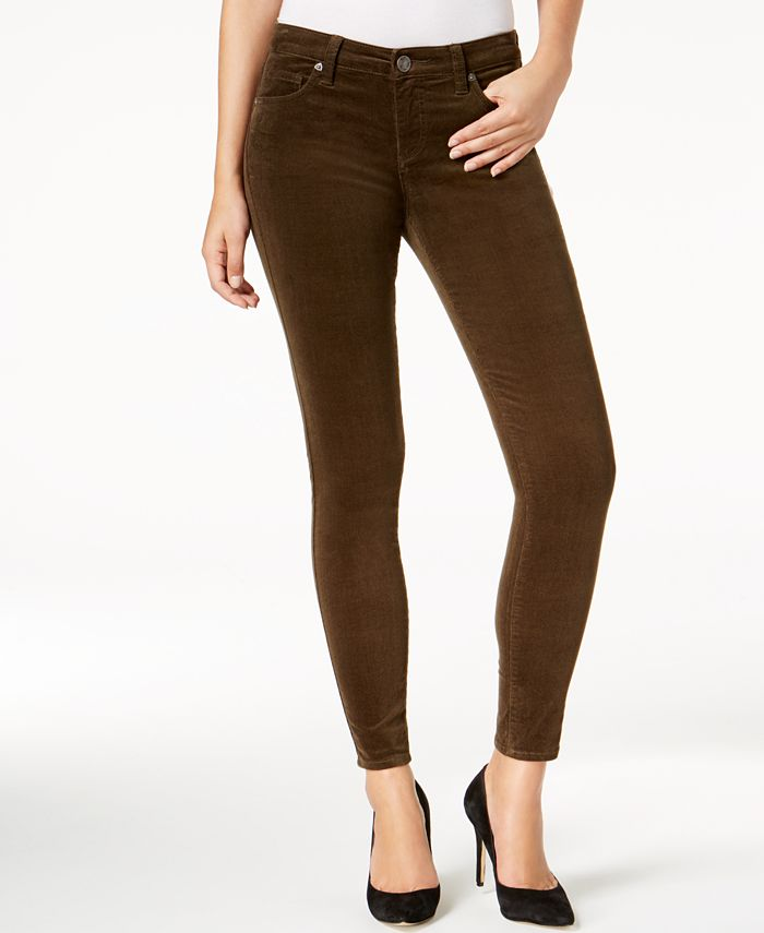 Kut from the Kloth - Skinny Corduroy Ankle Pants
