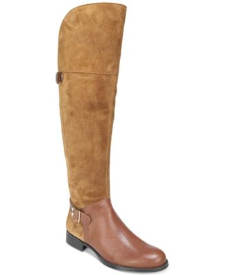 Naturalizer January Wide-Calf Over-The