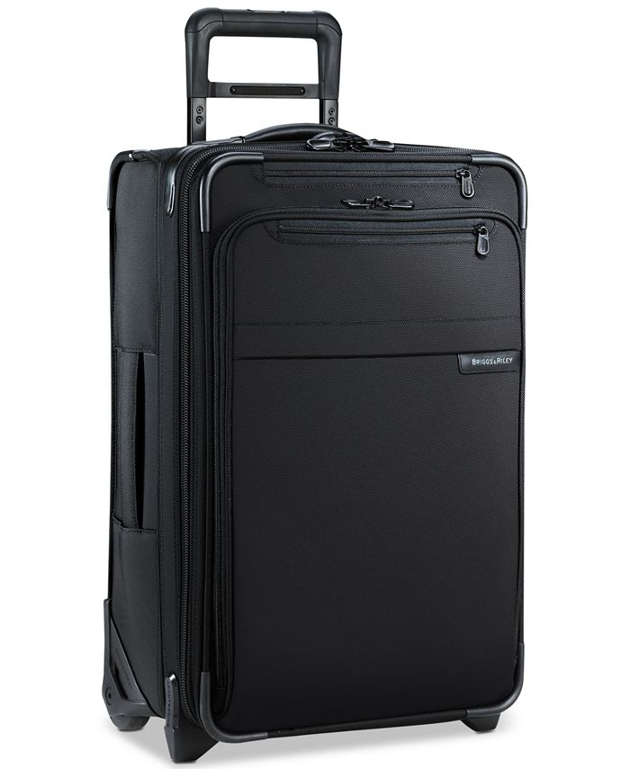 """Briggs & Riley - Baseline 22"""" Expandable Wheeled Carry-On Suitcase"""