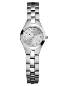 GUESS Watch, Women's Stainless Steel Bracelet 25mm G66280L