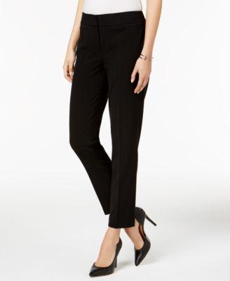 Skinny-Leg Stretch Pants
