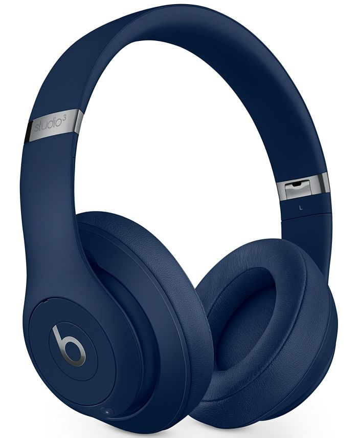 Beats by Dr. Dre - Studio 3 Noise-Cancelling Wireless Headphones